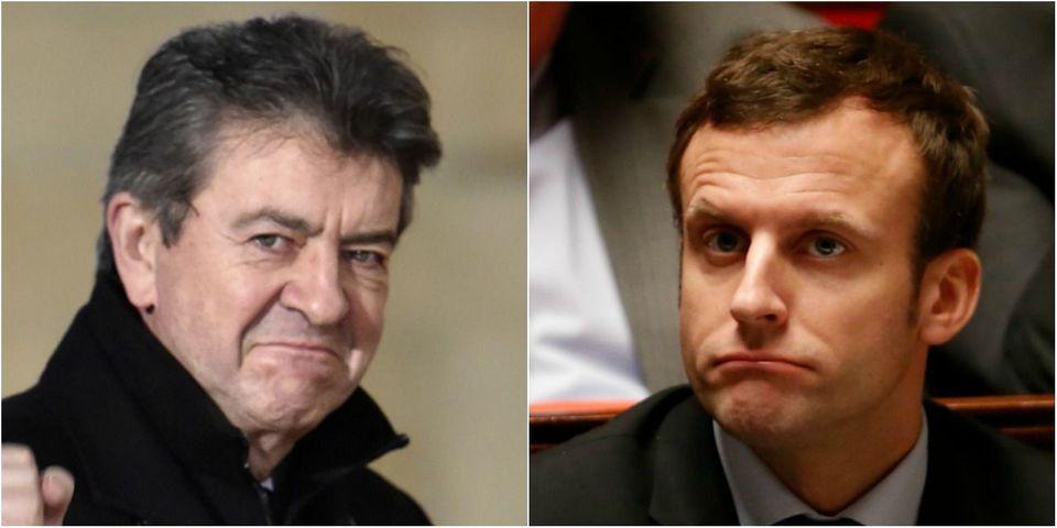 """Alexis Corbière loue les 65 ans de Jean-Luc Mélenchon et juge """"inquiétante"""" la nouveauté de Macron"""
