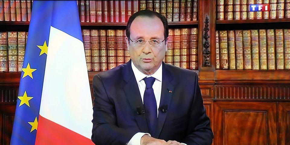 Allocution post-Européennes : le (nouveau) lapsus de François Hollande