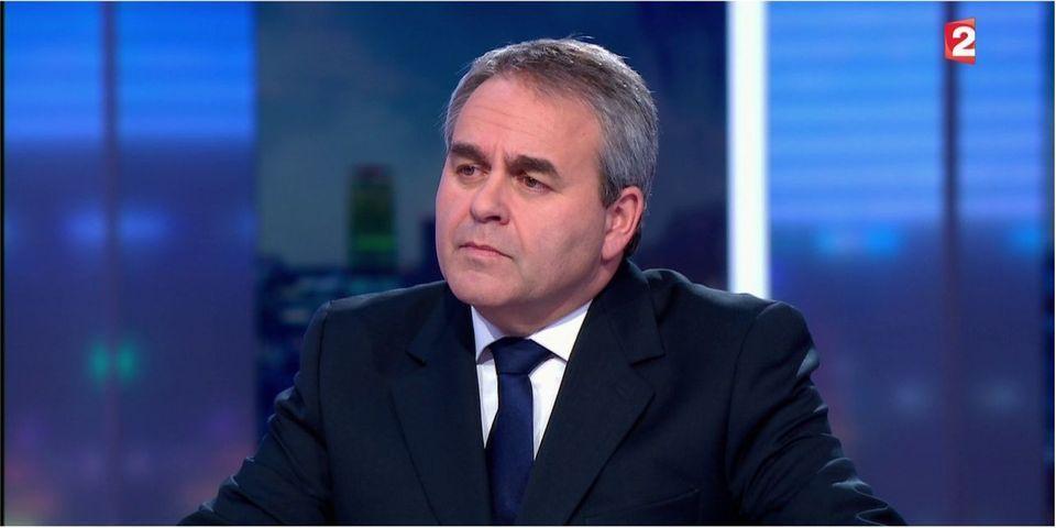 Alors que Laurent Wauquiez est au 20h de TF1, Xavier Bertrand annonce sur France 2 qu'il quitte Les Républicains