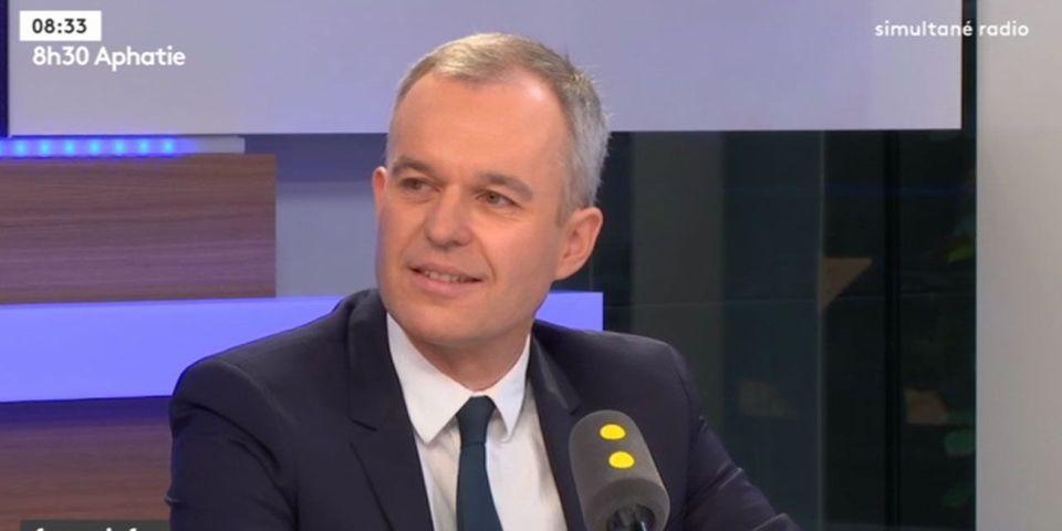 Alors qu'il s'était engagé à soutenir le vainqueur de la primaire, François de Rugy rallie Emmanuel Macron