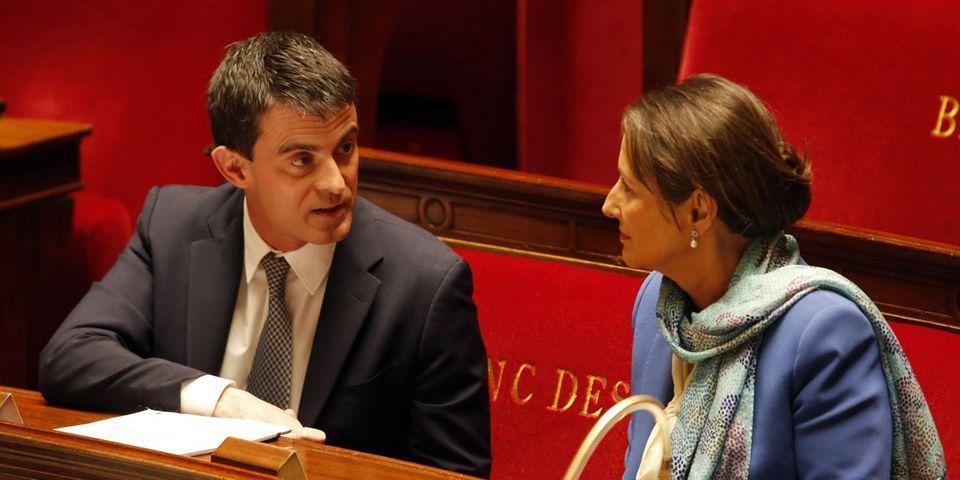 """Alternatives à l'écotaxe : Manuel Valls freine Ségolène Royal et lui demande de """"respecter le travail parlementaire"""""""