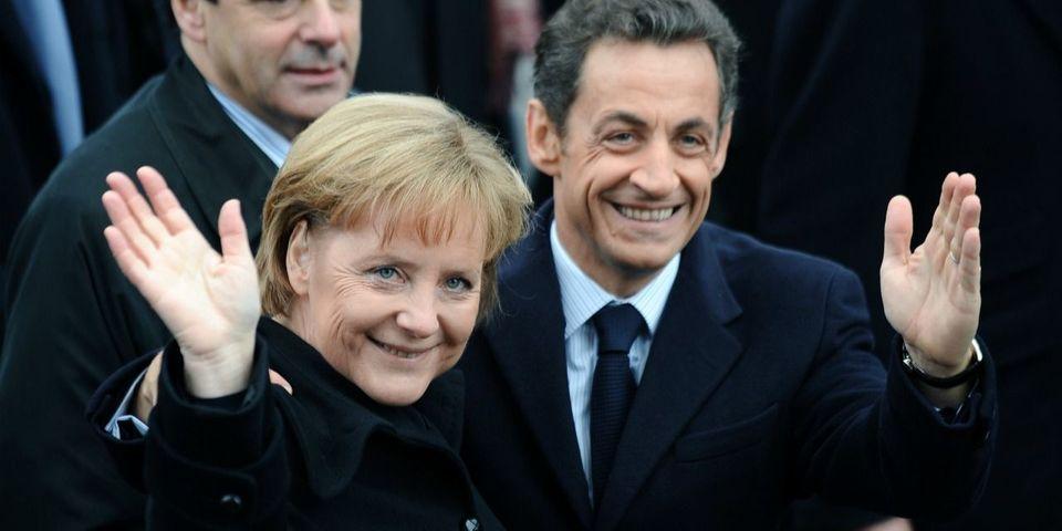 Angela Merkel, guest star du congrès de l'UMP via un message vidéo