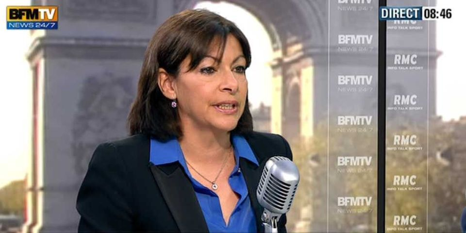 Anne Hidalgo assure conduire une campagne d'union nationale à Paris