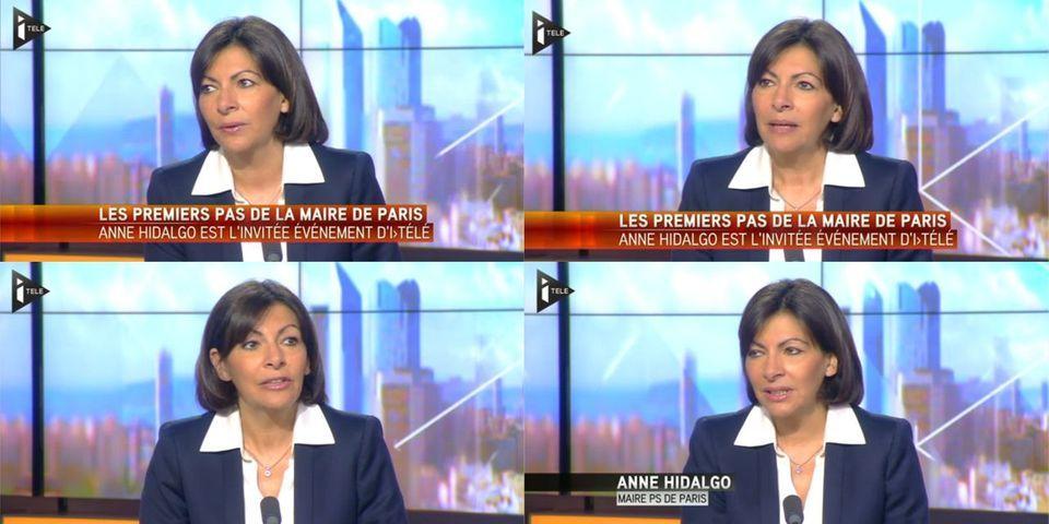 Anne Hidalgo confie ne jamais avoir douté de sa victoire pendant sa campagne à Paris