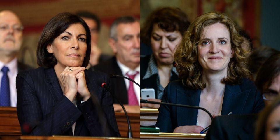 """Anne Hidalgo critique la """"mesquinerie"""" de la droite parisienne sur l'attribution d'un bureau à Bertrand Delanoë"""