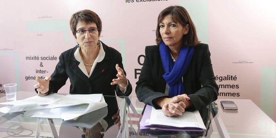 Anne Hidalgo débauche Dominique Versini, ancienne ministre chiraquienne, sur sa liste du 15e