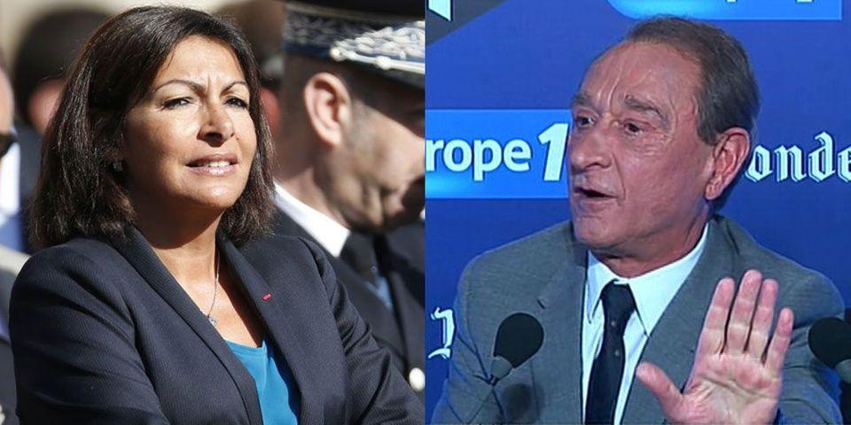 Anne Hidalgo demande la fermeture du théâtre de Dieudonné à Paris, Bertrand Delanoë ne veut interdire que son spectacle