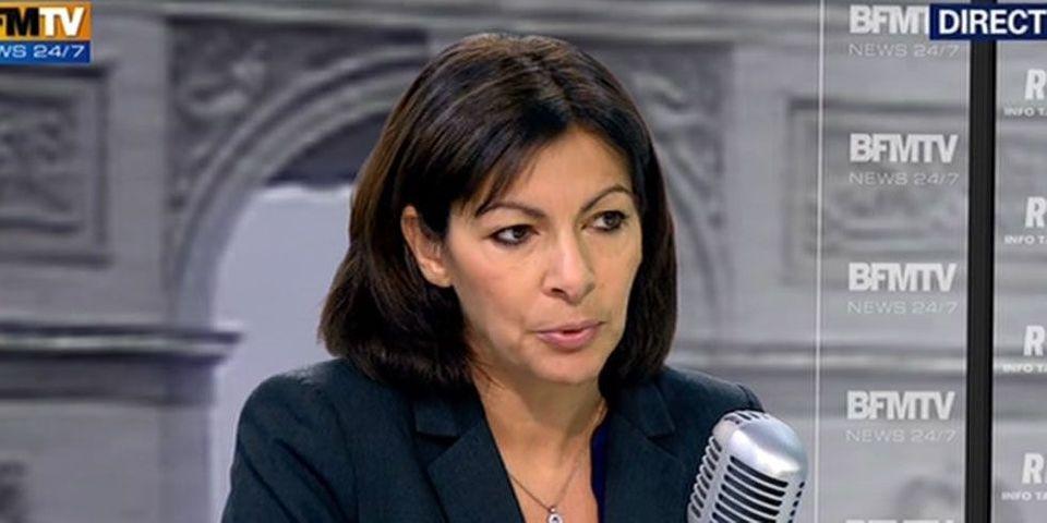 """Anne Hidalgo dénonce le """"mépris"""" de """"caste"""" de Nathalie Kosciusko-Morizet et de son équipe à son encontre"""