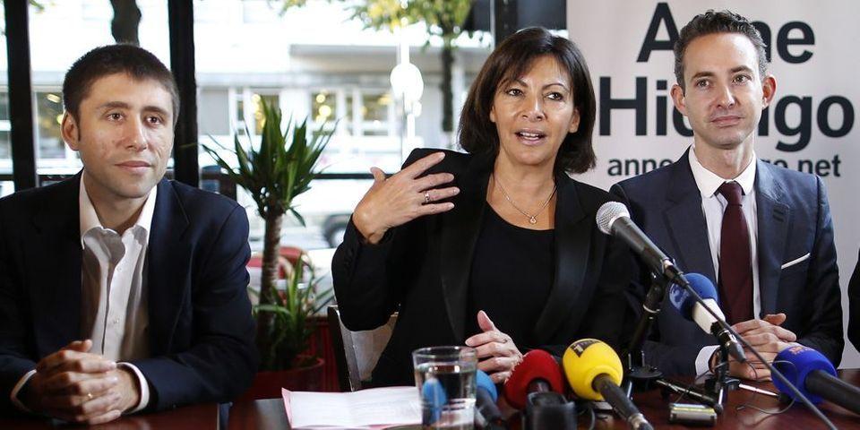 Anne Hidalgo et les communistes affichent leur rassemblement