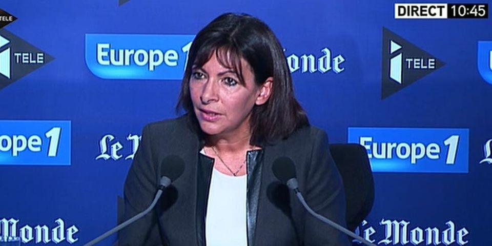 Anne Hidalgo ironise sur la venue de Nicolas Sarkozy au meeting de Nathalie Kosciusko-Morizet