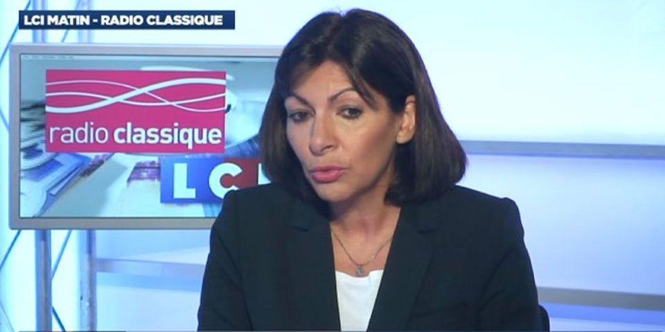 """Anne Hidalgo parle des cadres de l'UMP qui se rendent """"au chevet"""" de Nathalie Kosciusko-Morizet"""