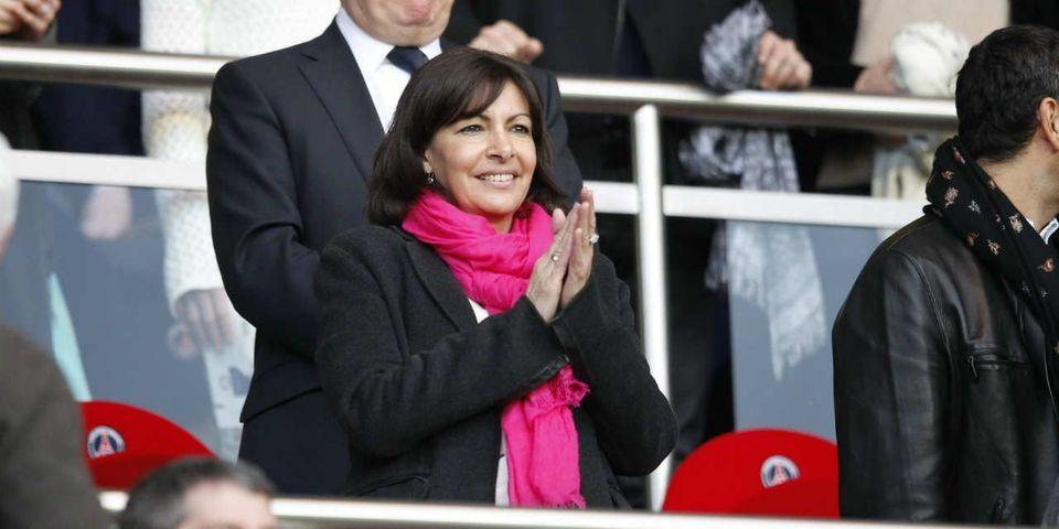 """Anne Hidalgo """"pas vraiment"""" favorable à des Jeux olympiques à Paris en 2024"""