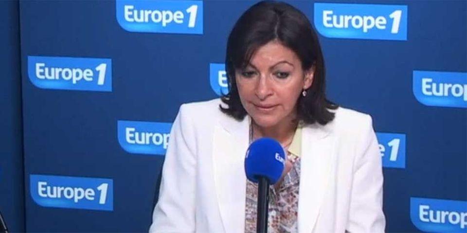 """Anne Hidalgo """"scandalisée"""" par l'appel à la division de Jean-Luc mélenchon sur Twitter"""