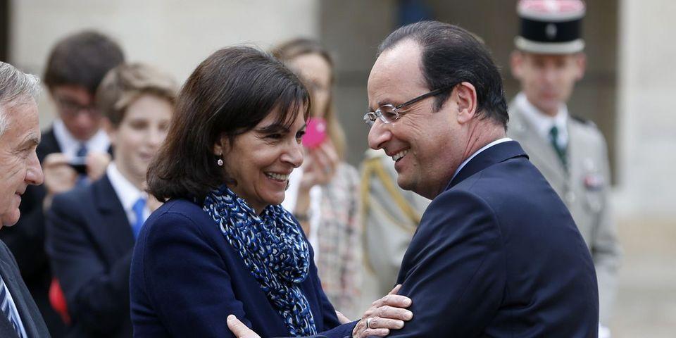 """Anne Hidalgo sur l'affaire Hollande/Gayet : """"je me suis dit qu'en tant que Président, sa libido devrait être comblée !"""""""
