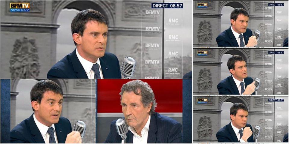 """Anti-terrorisme : Manuel Valls ne veut pas d'un """"Patriot Act"""" à la française mais va faire """"des propositions"""""""