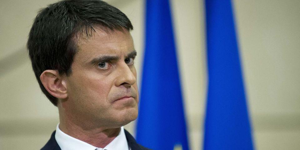 """Apparaissant en illustration d'un tweet sur l'alcoolisme, Manuel Valls demande """"une explication rapide"""" des Inrocks"""
