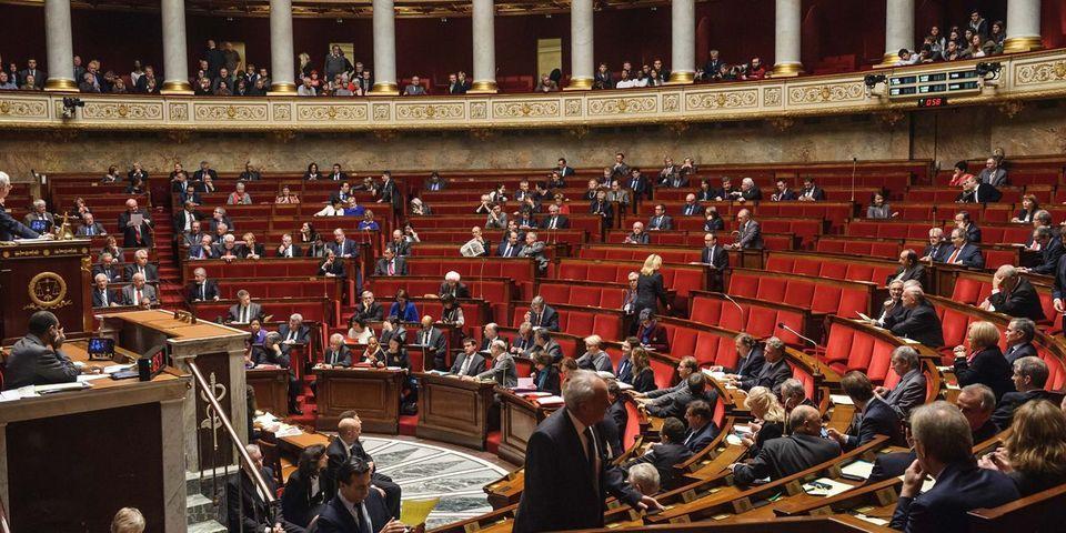 Après avoir démissionné de la vice-présidence de l'Assemblée, Denis Baupin siège avec les députés non inscrits