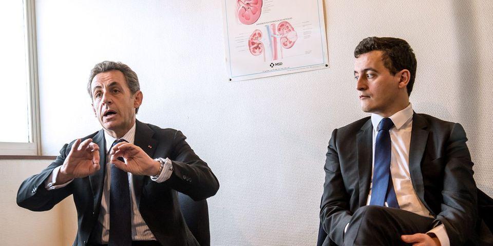 Après avoir ouvertement critiqué Nicolas Sarkozy, Gérald Darmanin est nommé à la commission nationale d'investiture de LR