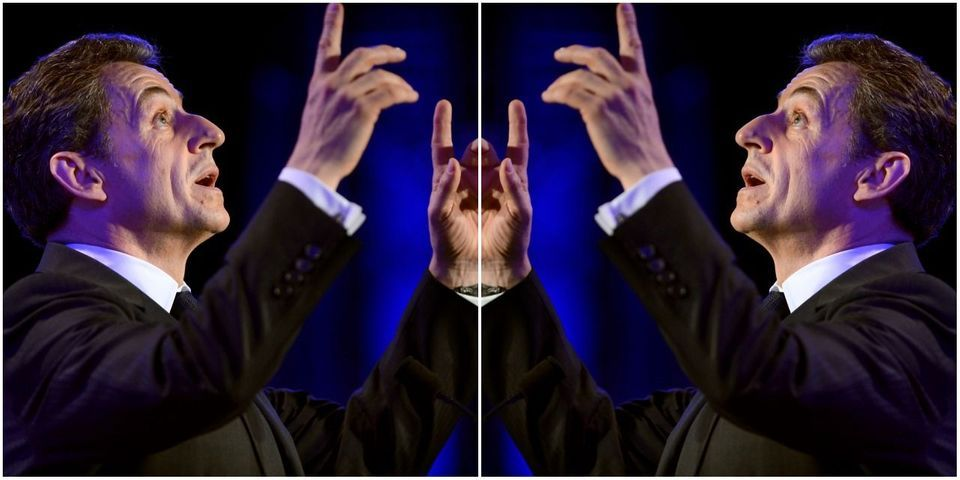 """Après avoir senti """"monter la vague"""" en 2012, Sarkozy sent maintenant bouger """"les plaques tectoniques"""" en sa faveur avant la primaire"""