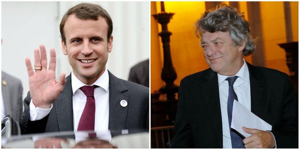 Après François Bayrou, Emmanuel Macron drague Jean-Louis Borloo