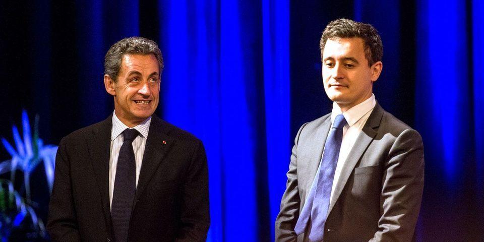 Après l'avoir critiqué, Gérald Darmanin apporte son soutien à Nicolas Sarkozy pour la primaire