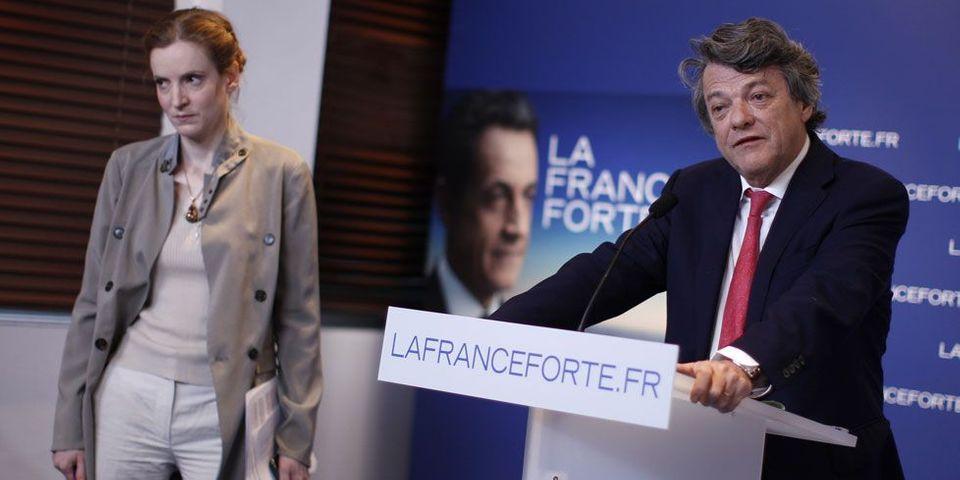 Après le psychodrame, NKM et Jean-Louis Borloo sur la voie d'un accord