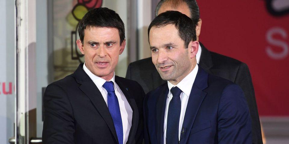 Après l'échec de Benoît Hamon, Manuel Valls acte la fin du PS