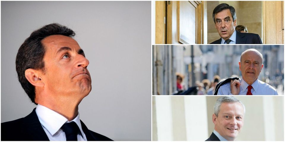 Après sa victoire, Nicolas Sarkozy est pressé par les tenors de rassembler son parti