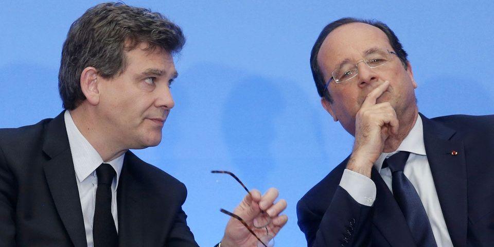Arnaud Montebourg appelle François Hollande à ne pas se présenter à la présidentielle