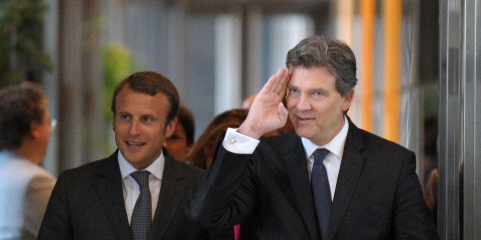 Arnaud Montebourg dénonce la trahison d'Emmanuel Macron sur les hauts-fourneaux de Florange