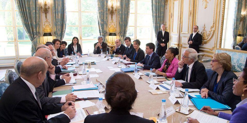 Arnaud Montebourg et Laurent Fabius s'écharpent en plein conseil des ministres