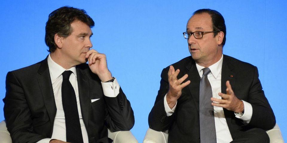 """Arnaud Montebourg étrille le """"ça va mieux"""" de François Hollande, """"une sorte d'autosatisfaction technocratique"""""""