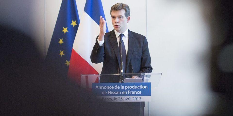 """Arnaud Montebourg : """"Il faut ouvrir les hostilités avec l'Union européenne"""""""