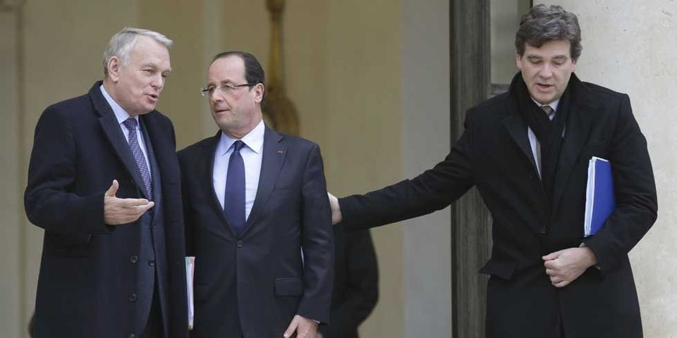 """Arnaud Montebourg sur son exclusion du voyage à Florange : """"je crois que le président préférait y aller seul"""""""