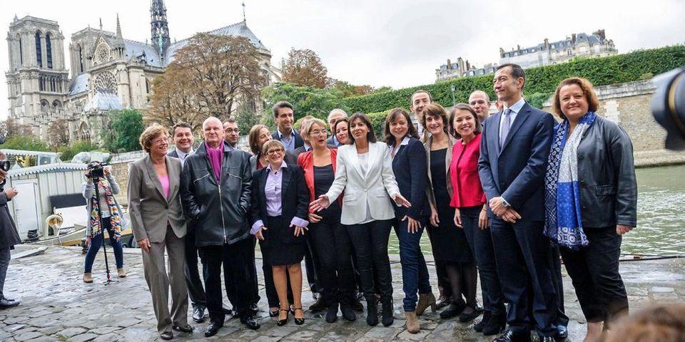 Arrondissement par arrondissement : les listes des 433 candidats d'Anne Hidalgo pour Paris