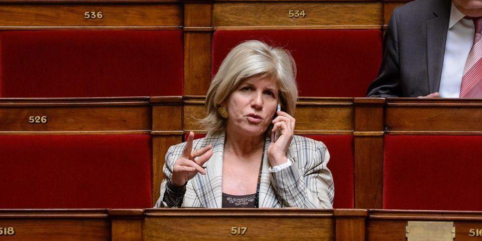 Assemblée nationale : Sylvie Andrieux, mise en congé du groupe PS, est inscrite parmi les non-inscrits