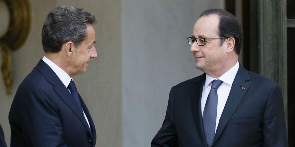 Attentat à Charlie Hebdo: Hollande et Sarkozy défileront côte à côte lors de la marche républicaine du 11 janvier