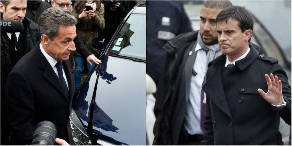 Attentat à Charlie Hebdo : Nicolas Sarkozy accepte l'invitation de Manuel Valls à une manifestation commune