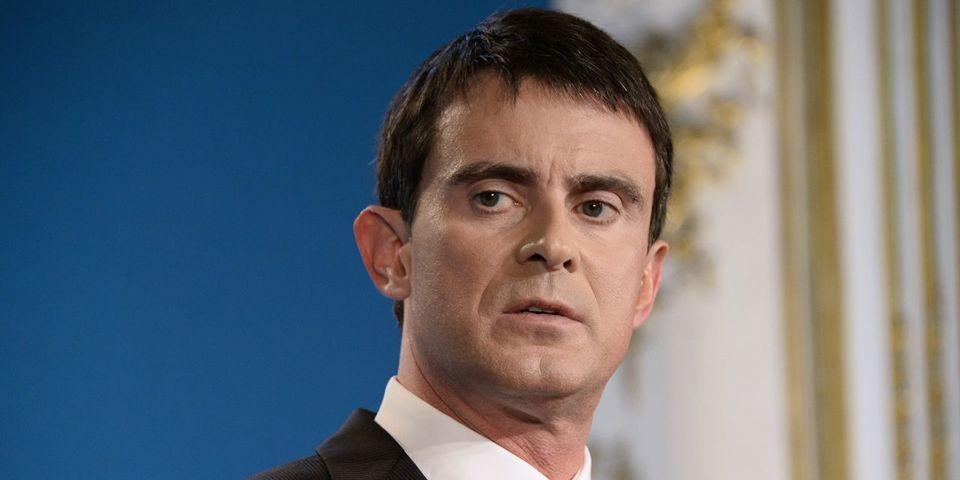"""Attentat à Charlie Hebdo : pour Manuel Valls, """"la France, ce n'est pas Michel Houellebecq"""""""
