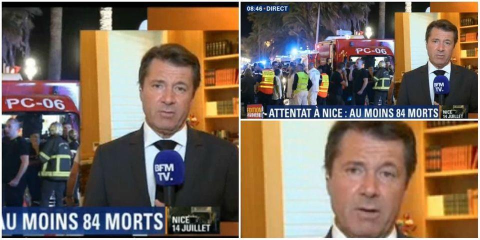 """Attentat de Nice : Christian Estrosi estime qu'il avait raison de parler dès février 2015 de la """"cinquième colonne"""" qui menace la France"""