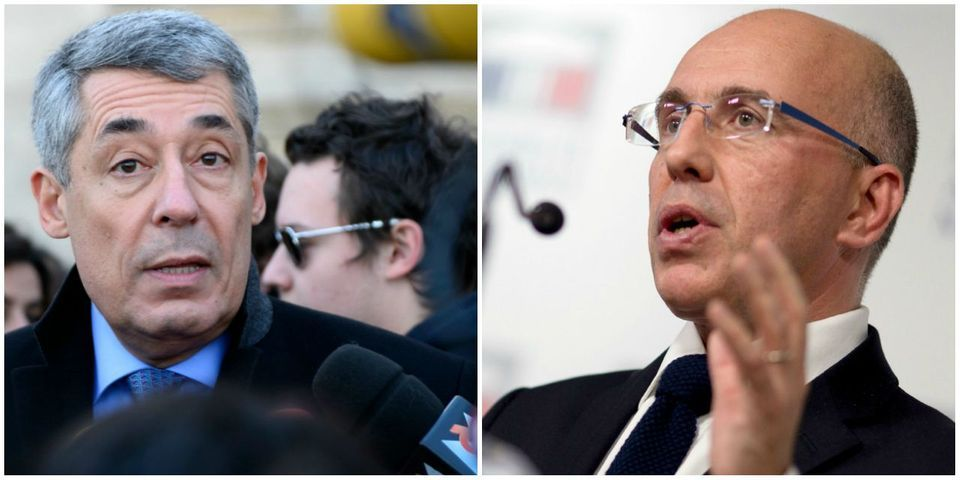 """Attentat déjoué à Paris: Ciotti appelle Guaino à """"conserver l'esprit d'unité nationale"""""""