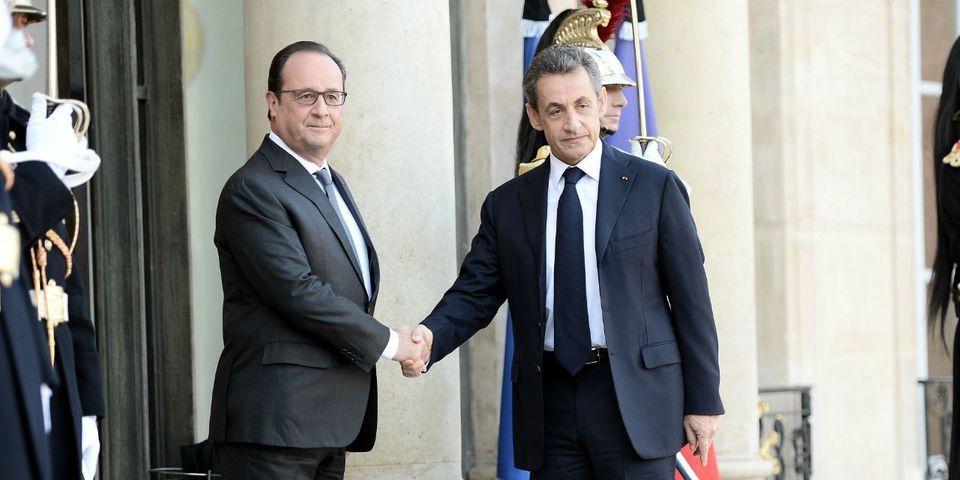 Attentats à Paris : Nicolas Sarkozy a parlé à François Hollande des écoutes dont il fait l'objet