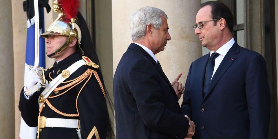 Attentats : pour le président PS de l'Assemblée nationale Claude Bartolone, la présidence normale, c'est fini