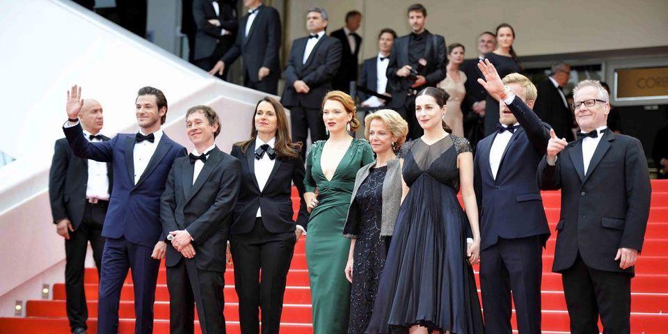 Aurélie Filippetti prive Fleur Pellerin de monter les marches de Cannes