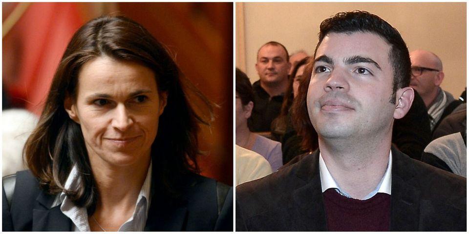 """Aurélie Filippetti qualifie le maire FN d'Hayange, Fabien Engelmann, """"d'apprenti fasciste"""""""