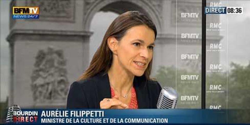 Aurélie Filippetti ressort l'extension de la redevance aux résidences secondaires
