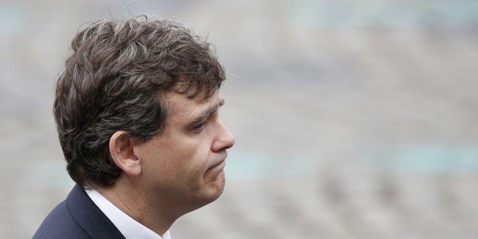 """Avant d'être reçu par Manuel Valls, Arnaud Montebourg se défend de toute """"infraction à la solidarité gouvernementale"""""""