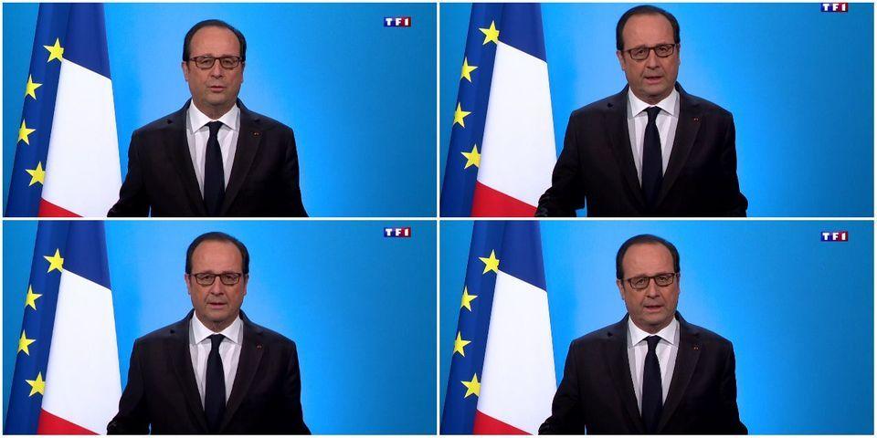 Avant d'annoncer qu'il ne se représenterait pas en 2017, François Hollande a longuement vanté son bilan