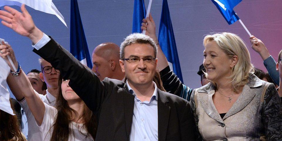 """Aymeric Chauprade quitte le FN : """"On ne peut pas penser au Front national"""""""