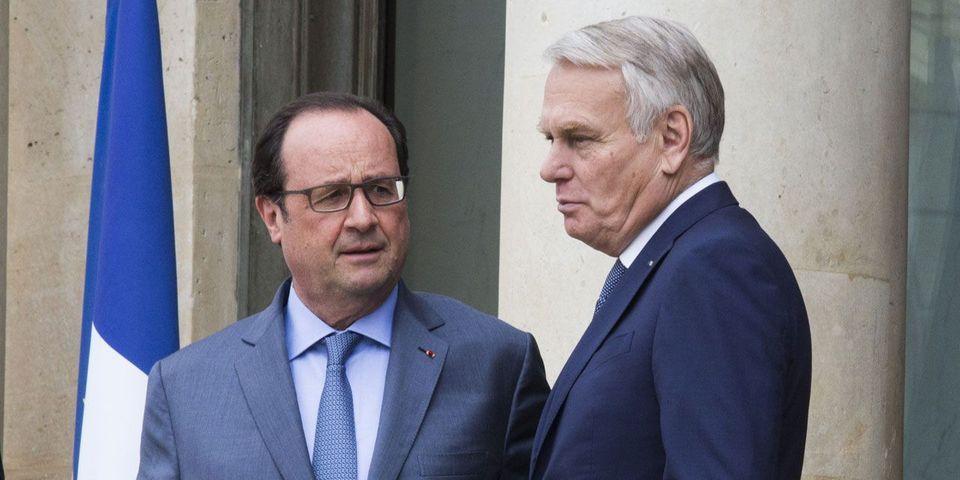 """Ayrault dénonce les confidences de Hollande sur des """"assassinats ciblés"""" : """"un Président ne devrait pas dire ça"""""""